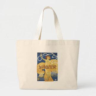 Liqoure Strega Tote Bags