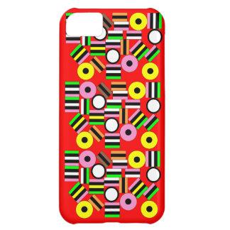 Liqourice Allsorts iPhone 5C Case