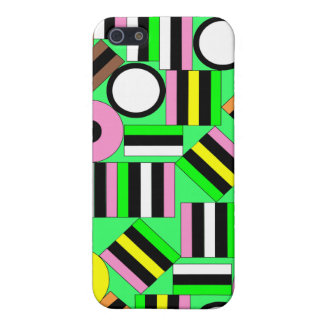 Liqourice Allsorts iPhone SE/5/5s Case