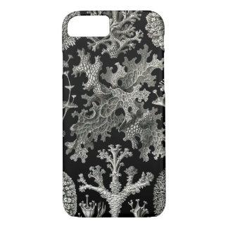 Liquenes de Ernst Haeckel Funda iPhone 7