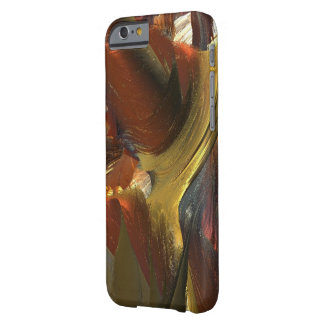 LIQUID ABSTRACT MANDELBULB 3D FRACTAL IMG BARELY THERE iPhone 6 CASE