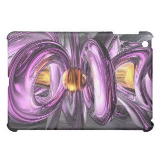 Liquid Amethyst Abstract  iPad Mini Cases