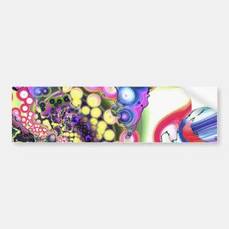 liquid berries bumper sticker