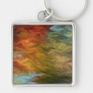Liquid bliss keychain
