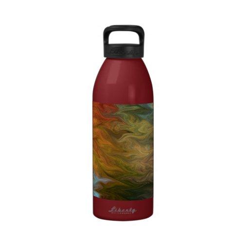 Liquid bliss Liberty Bottle Water Bottles