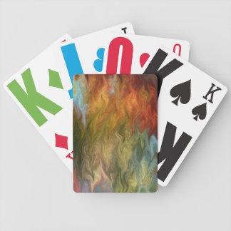Liquid bliss playing cards