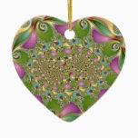 Liquid Ceramic Ornament