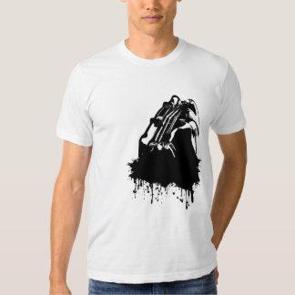 Liquid Chrome T-shirts