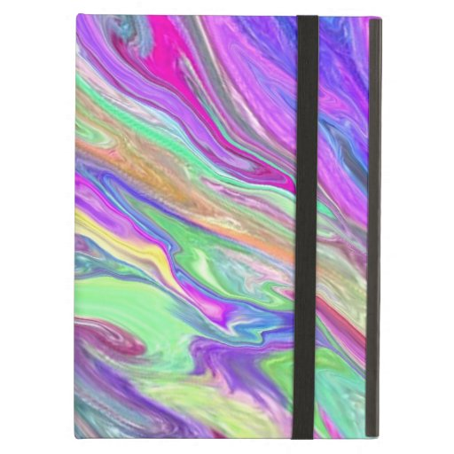 Liquid Color iPad Cases