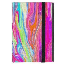 Liquid Color Neon iPad Mini Cover For iPad Mini