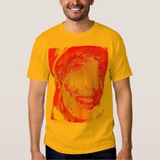 lIQUID cOLORZ AND mETALLIC sMILES Tee Shirt