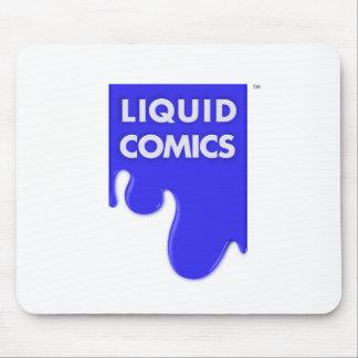 LIQUID COMICS MOUSE PAD