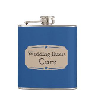 wedding jitters gifts on zazzle Wedding Jitters liquid courage wedding jitters cure flask wedding jitters