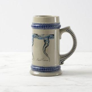Liquid Cranium Funnel Stein Coffee Mugs
