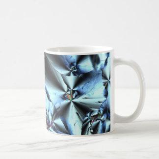 Liquid Crystal Classic White Coffee Mug