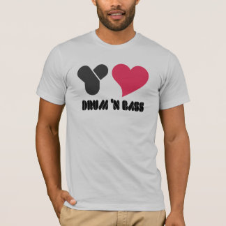 Liquid Drum and Bass T-Shirt