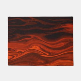 Liquid Fire by Shirley Taylor Doormat