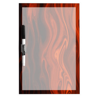Liquid Fire by Shirley Taylor Dry Erase Board