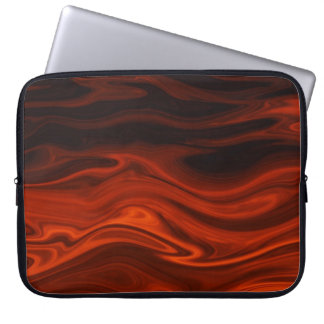 Liquid Fire by Shirley Taylor Laptop Computer Sleeves