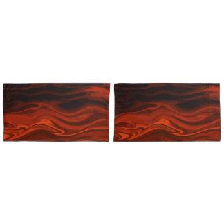 Liquid Fire by Shirley Taylor Pillowcase