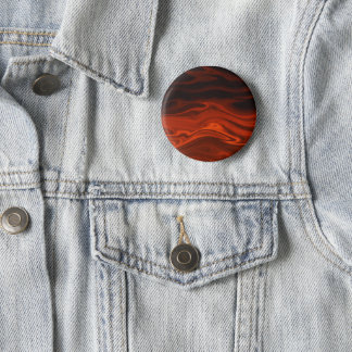 Liquid Fire by Shirley Taylor Pinback Button