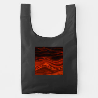 Liquid Fire by Shirley Taylor Reusable Bag