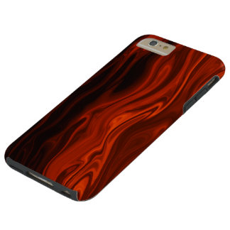Liquid Fire by Shirley Taylor Tough iPhone 6 Plus Case