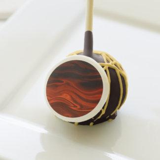Liquid Fire Cake Pops