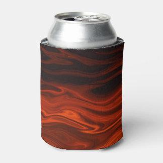 Liquid Fire Can Cooler