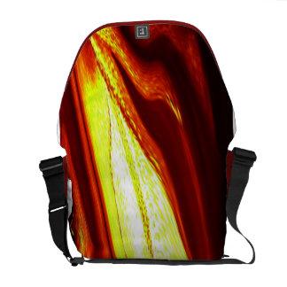 LIQUID FIRE COMMUTER BAG