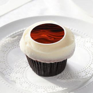 Liquid Fire Edible Frosting Rounds