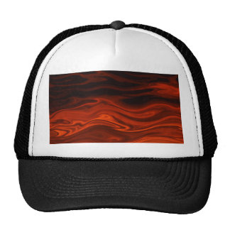 Liquid Fire Trucker Hat