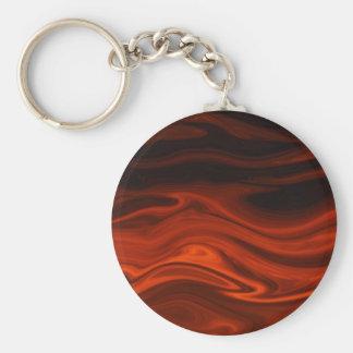 Liquid Fire Keychain