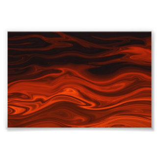 Liquid Fire Photographic Print