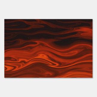 Liquid Fire Signs