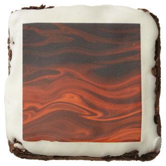 Liquid Fire Square Brownie