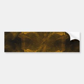 Liquid Gold Bumper Sticker