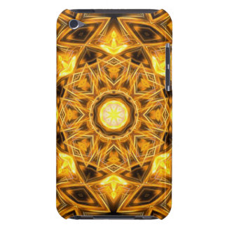 Liquid Gold Mandala Barely There iPod Cover