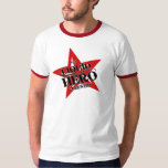Liquid Hero - Classic Red Label T-shirt