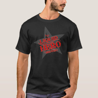 Liquid Hero - Gray Label T-Shirt