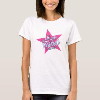 Liquid Hero - Pink Label T-Shirt