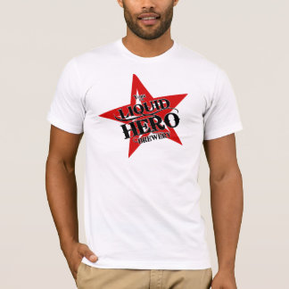 Liquid Hero - Red Label T-Shirt