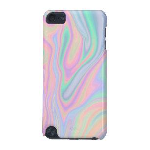 Liquid Iridescent Unicorn Color Design iPod Touch 5G Case