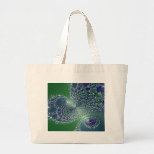 Liquid Jewels Tote Bag