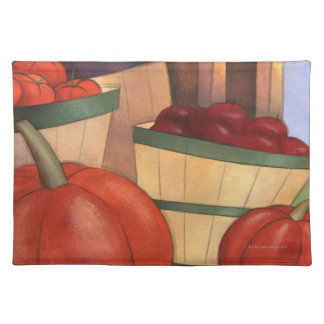 Liquid Library 11 Cloth Placemat