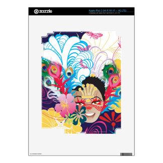 Liquid Library 6 iPad 3 Decal