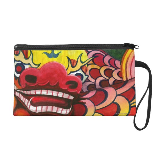 Liquid Library 8 Wristlet Purse