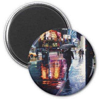 Liquid Light by Paul Jackson aws, nws Magnets