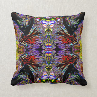 LIQUID LIGHT PATHS OF LOVE AND PEACE PILLOWS