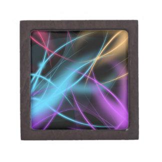 Liquid Lightning Jewelry Box